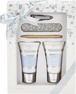 Style & Grace Puro Hand Pamper Gift Set 50ml Hand Wash + 50ml Hand Lotion + Nail File + Nail Clipper + Cuticle Stick