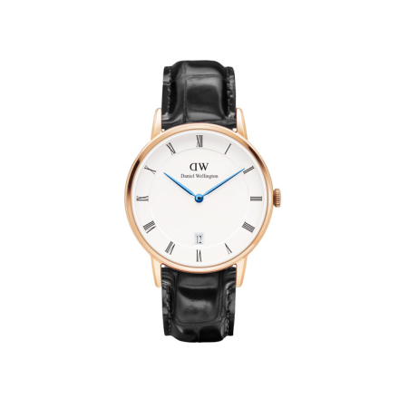 Daniel Wellington Dapper Reading Klocka Rosé 34 mm
