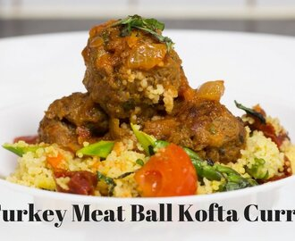 Turkey Meat Ball Kofta Curry Video watch share and download