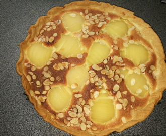 Tarte Bourdalue