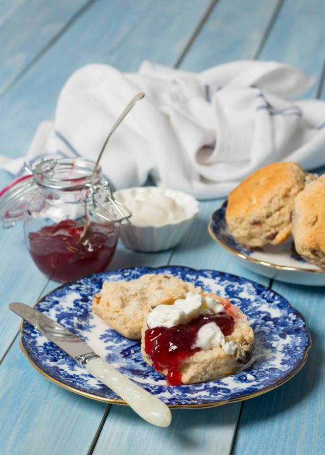 Scones – klassiskt recept