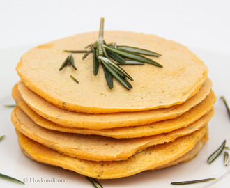 Red Lentil Flatbread / Pancakes