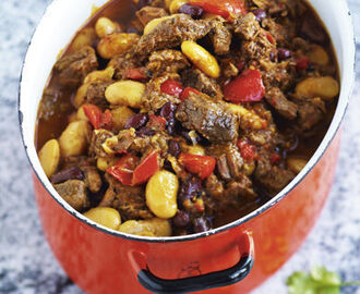 Traditionell chili