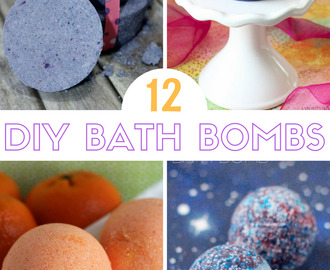 12 DIY Bath Bombs That Are Da Bomb Gift Ideas