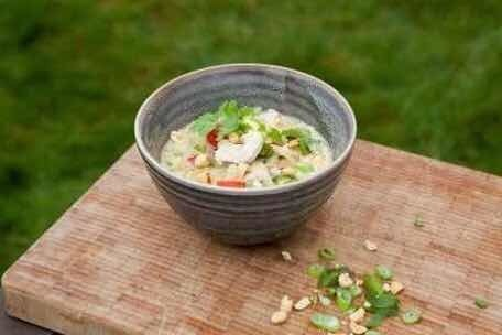 Thailandsk green curry