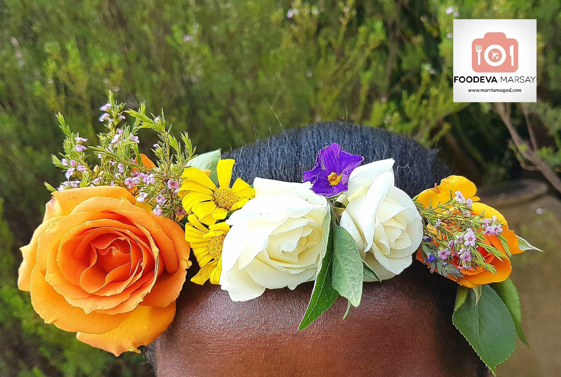 HOW TO MAKE A FLOWER CROWN – DIY