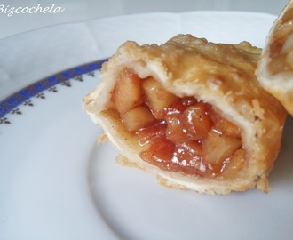 PASTEL DE MANZANA TIPO MC DONALDS : APPLE PIE