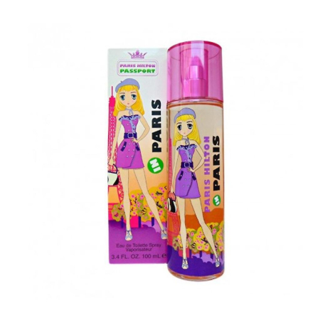 Paris Hilton Paris Hilton Passport Paris Spray