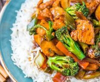 Syn Free Chinese Chicken and Broccoli | Slimming World