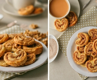 Spiced walnut palmiers (with video)