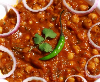 Channa gravy – how to make Channa gravy recipe – Channa Masala recipe