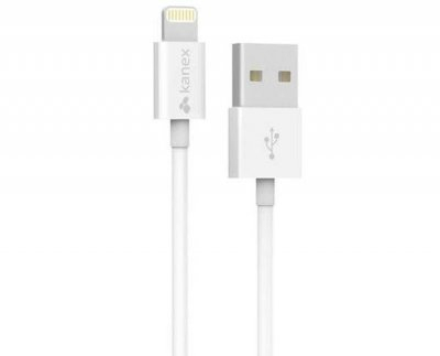 Kanex Apple Lightning kabel 1,2 m, 2 m & 3 m (Storlek:: 3 M)