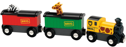 BRIO Safari tåg