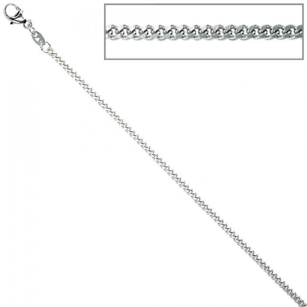 Tank kedja Silver 925 sterling silver chain silver halsband silver