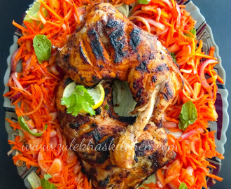 Tandoori Chicken ( Keto Recipe )