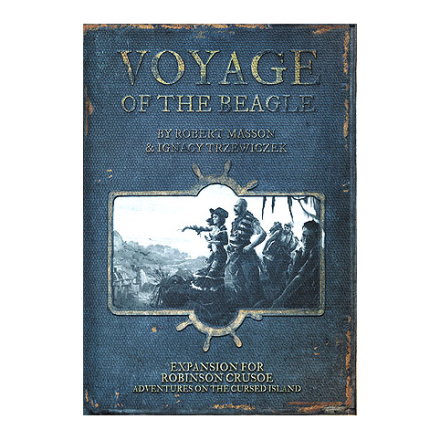 Robinson Crusoe: Voyage of the Beagle (Exp.)