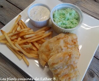 Fish and chips de Ricardo