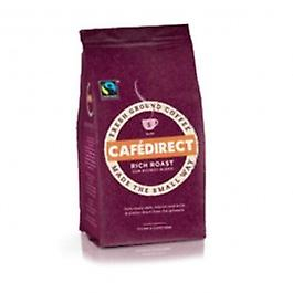 Cafe Direct Cafe direkt - Roast & malda kaffe - rik 227g