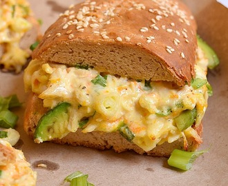 Chicken N Cheese Sandwich