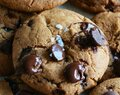 Eggless chocolate chips cookies recipe( video recipe)