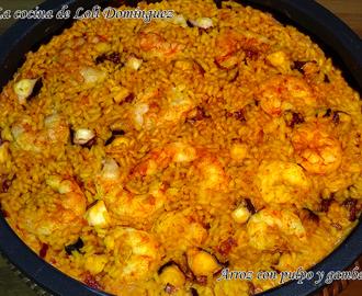 Recetas de como cocinar una pulpa mytaste for Como cocinar 5 kilos de arroz