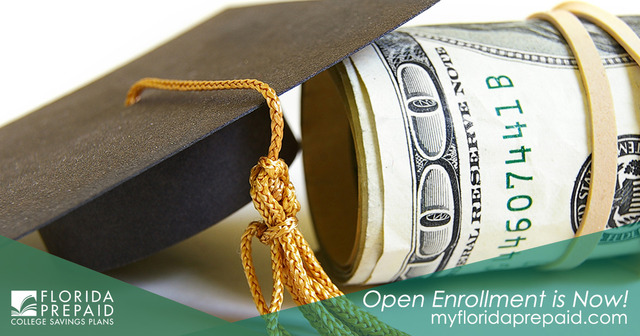Save for College: Open Enrollment is Here