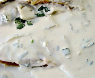Pumpkin Ravioli with Parmesan Sage Cream Sauce #PumpkinWeek