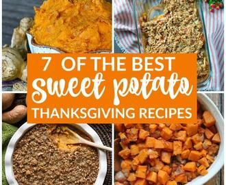 Thanksgiving Sweet Potato Recipes for a Crowd