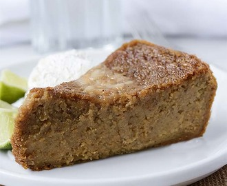 Jamaican Sweet potato pudding!