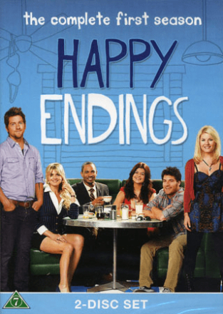 Happy endings - säsong 1 -dvd