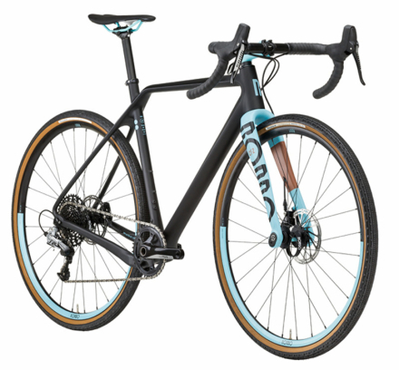 "RONDO Ruut CF2 Gravel Plus Cyclocross svart XL | 59cm (28"") 2019 Gravel Bikes"