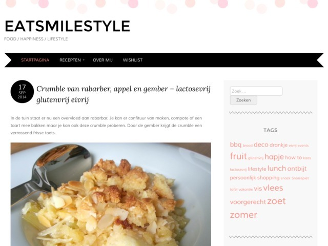 eatsmilestyle | FOOD / HAPPINESS / LIFESTYLE