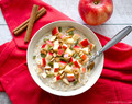 SweeTango Apple Oatmeal Breakfast Bowl