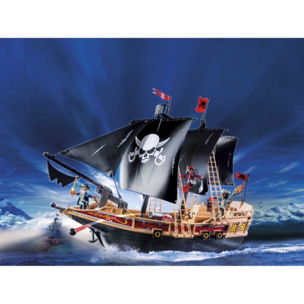 Playmobil Pirates - Piratskepp 6678