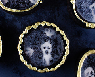 Ghastly Mirror Cookies