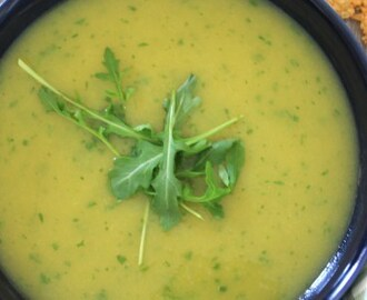 Fat-Free Potato and Leek Soup