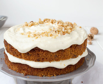 Carrot Cake Easy Recipe