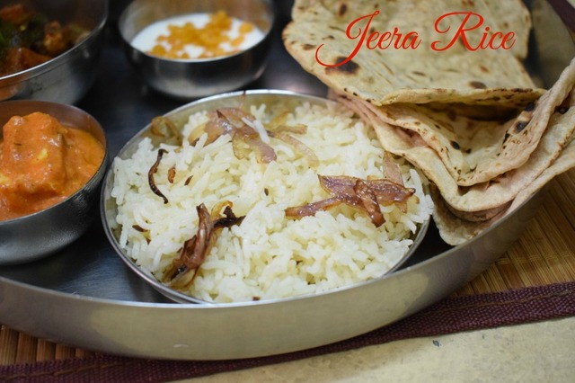 Jeera Rice | How to make Jeera Pulao