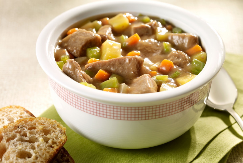 Soup Special of the Day!............Easy Turkey Stew