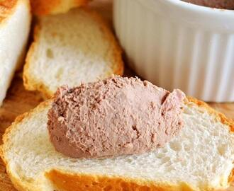 Easy Homemade Pork Liver Pate Recipe