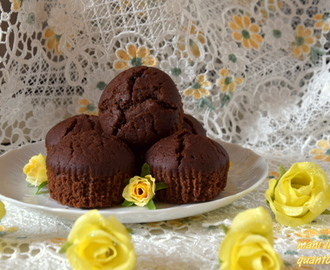 Muffin al cacao light