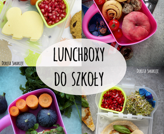 Lunchboxy do szkoły cz. 19