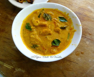 Prawn Coconut Curry/Prawn Curry in Coconut Milk