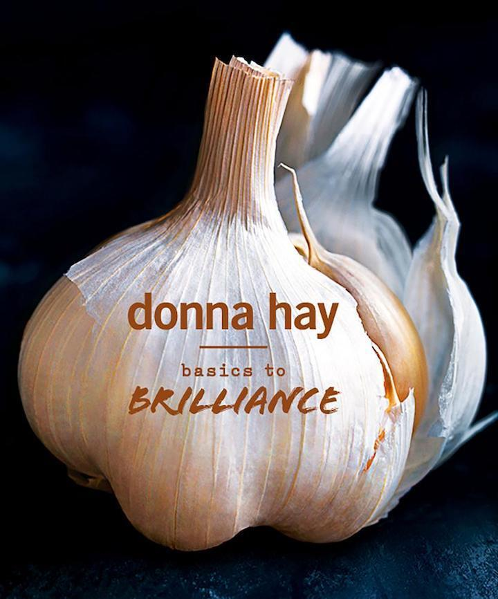 Book tip November 2017: Basics to Brilliance by Donna Hay