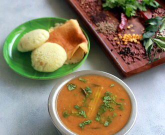 annapoorna hotel sambar Recipe - , Hotel Style Sambar recipe - Side for idli, Dosa and rice - Sambar Recipes