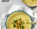 Recipe: Roasted Jerusalem Artichoke & Parsnip Soup (& Circulon Pan Set Giveaway RRP £310!)