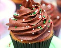 Peppermint mocha cupcakes with chocolate buttercream frosting recipe