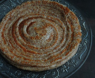 Multigrains South Indian Crepes/Multigrains Dosa