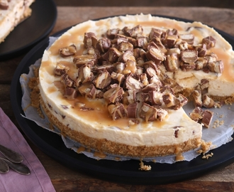 Twix cheesecake – SINNER SUNDAY