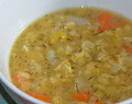 Lesley's Yellow Split Pea Soup (Swedish style)